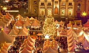 Berlin 2 Nights Hotel with London Rtn Flights from £58.65pp w/ new account code - includes dates for Christmas Markets @ Groupon