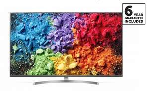 55 inch LG 55SK8100PLA with 6 year guarantee £949 with code @ Richer sounds