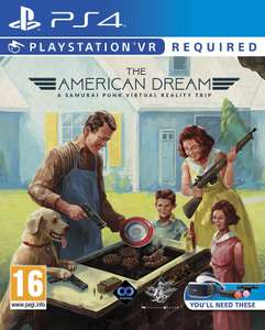The American Dream (PSVR/PS4) £14.99 Delivered @ GAME (Amazon Matched)