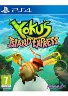 Yokus Island Express (PS4/Xbox One) £12.85 (Switch) £19.85 Delivered @ Simply Games