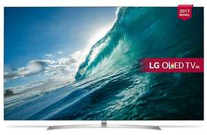 "LG B7 Series OLED65B7V - 65"" OLED Smart TV 4k hdr £1999 - Richer Sounds"