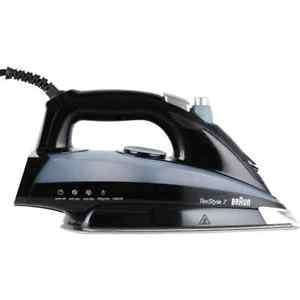 Braun TexStyle 7 TS745A Steam Iron in Black was £70 now £31.20 Delivered w/code @ AO / eBay