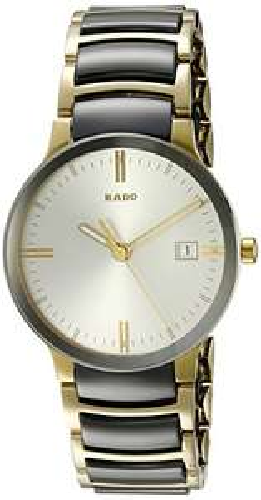 Rado Men's R30931103 Centrix Two Tone Stainless Steel Watch @ Amazon £481.08