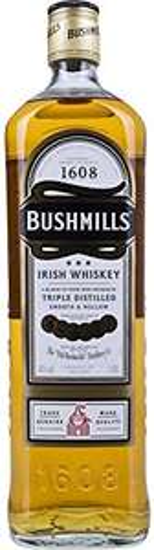 Bushmills Original Irish Whiskey 1 Litre (Amazon Lightning Deal) £19.50   @ Amazon (Prime Day Deal)