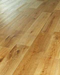 Wickes Cafe Oak Solid Wood Flooring - £43.12 C&C only
