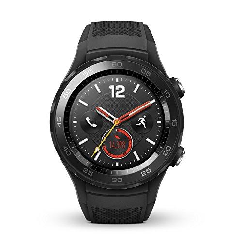 Huawei Watch 2 4G Sport Smartwatch - Black - - £182.99 @ Amazon (Prime Day Deal)