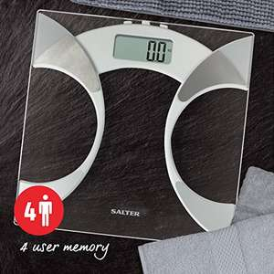 Salter Bathroom Scale £11.49 @ Amazon Prime Day Deal