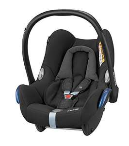 Maxi-COSI Cabriofix Group 0+ Car Seat, Nomad Black (Prime Day) £76.99 - Amazon