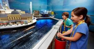 Lego discovery centre,Birmingham,£15 pp or combo ticket for sea life and lego discovery for £25 pp