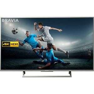 Sony KD55XE7073SU Bravia XE70 55 Inch Smart LED TV 4K Ultra HD Certified 3 HDMI £449 @ AO/Ebay