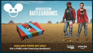 Prime Day - Twitch Deadmau5 Skins & More