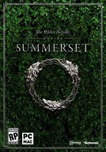 The Elder Scrolls Online Summerset PC now £10.99 / £10.44 @ CDKeys