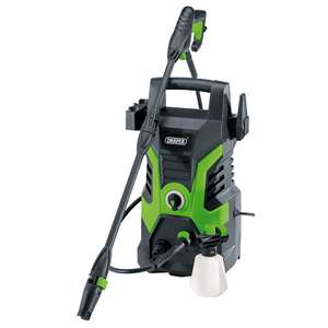 Draper 1300W Pressure Washer for £38.24 using code @ Robert Dyas (Free C&C)