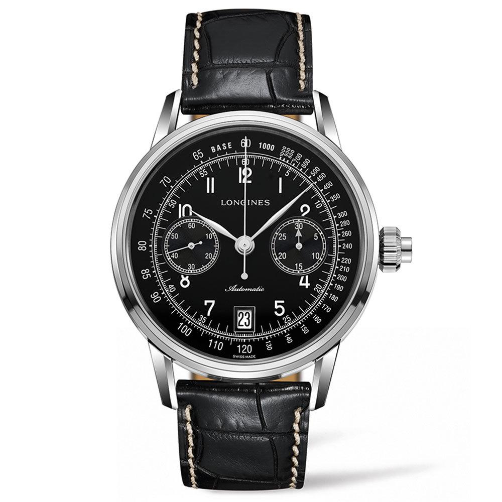 Longines Heritage Chronograph Men's Watch £1424 @ Beaverbrooks