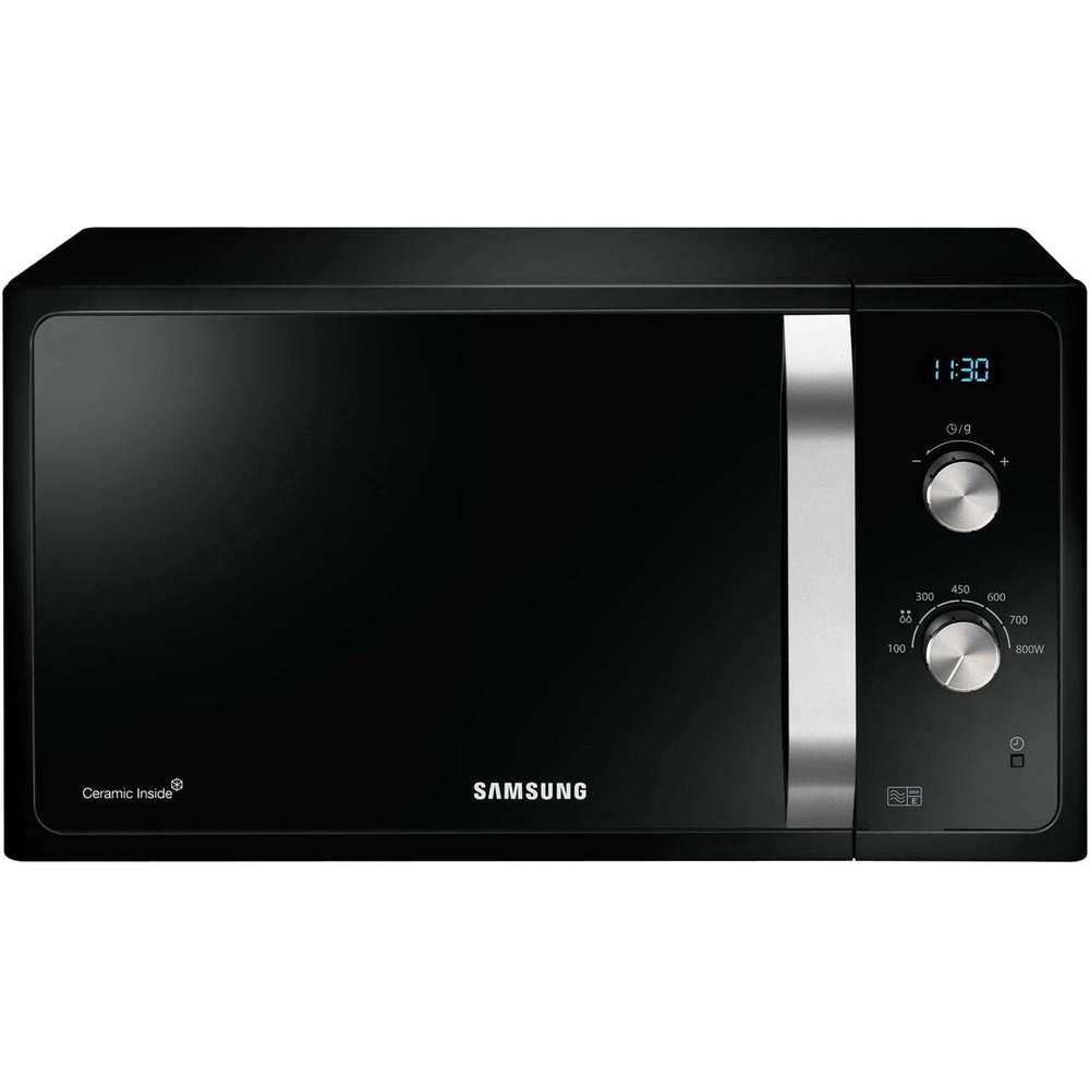 Samsung MS23F301EAK 23L 800w Microwave Oven from AO.com via eBay £52