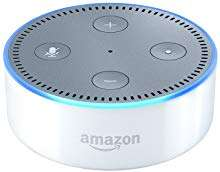 Amazon Echo Dot 2 Pack offer (50% off - 2 for £49.98) @ Amazon (Prime Day Deal)