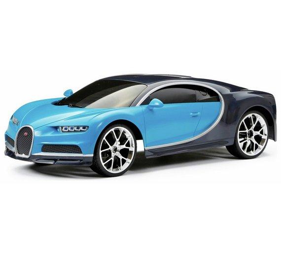 New Bright RC Bugatti Chiron Supercar 1:12 £9.99 @ Argos - Free C&C