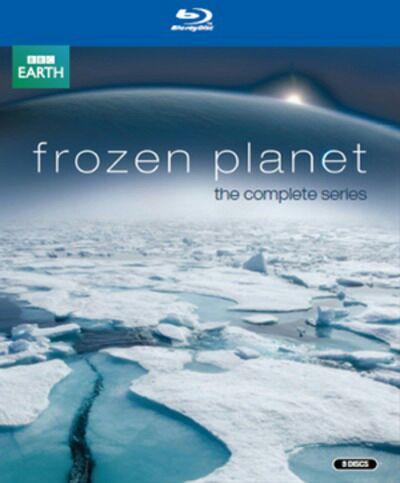 BBC Frozen Planet - The Complete Series [Blu-ray]  £4.74 (Prime) / £7.73 (non Prime) at Amazon