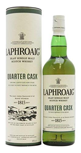 Laphroaig Quarter Cask Single Malt Scotch Whisky £26.90 @ Amazon Prime Day