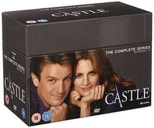 Castle Seasons 1-8 DVD Box-set, £29.99 via Amazon Prime Day