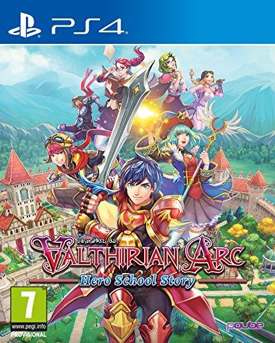 Valthirian Arc Hero School Story (PS4) £17.99 (Prime) £22.98 (Non-Prime) Delivered (Preorder) @ Amazon