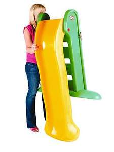 Little Tikes Easy Store 5ft Slide - Green/Yellow was £93.98 now £48.98 Del @ Very (still £89.99 at Argos)