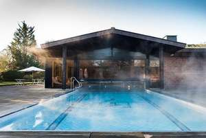 1 night Berkshire Hotel Stay people at the 4* Fredrick's Hotel + Breakfast & Spa Access for 2 £99 via Wowcher