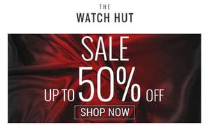 The watchhut up to 60% discount