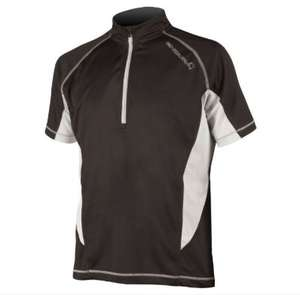 Endura Cain short sleeve cycling jersey now from £9.52 delivered @ Tredz