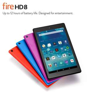 Amazon Fire HD 8 - used very good £33.98  @ Amazon (Prime Day Deal)