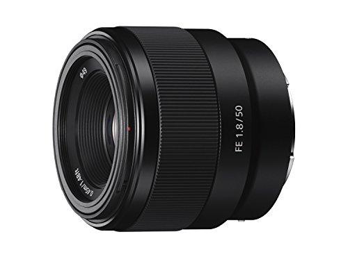 Sony SEL50F18F E Mount Full Frame 50 mm F1.8 Prime Lens - £139 @ Amazon Prime Now