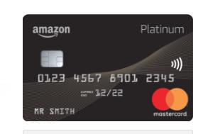 £25 Amazon gift card when you open new Amazon Platinum Mastercard (usually £10)