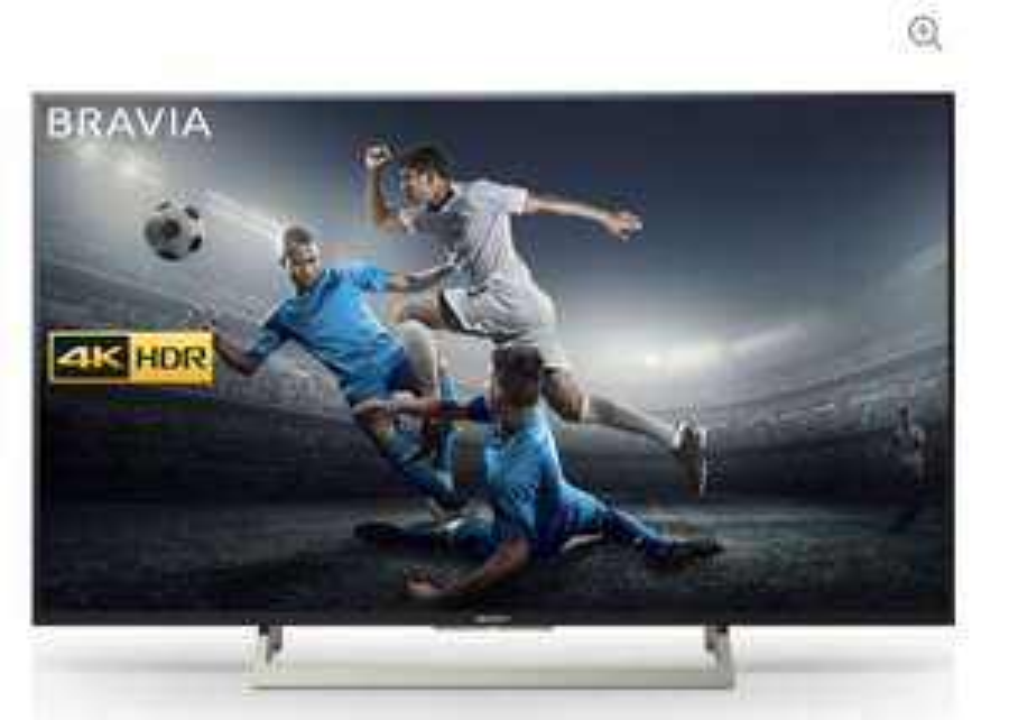 "SONY BRAVIA KD49XF8096BU 49"" Smart 4K Ultra HD HDR LED TV £589 @ Currys"