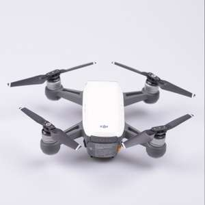 DJI Spark RTF Quadcopter Fly More Combo - Alpine White £409.99 with code JULY16 @ eGlobalcentral