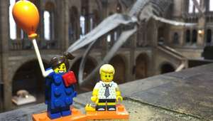 FREE LEGO Build: Create Sustainable Superheroes, Natural History Museum, 3rd August