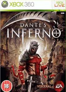 Dantes Inferno (used)  - £3.01 del @ Game (now XBox One BC)