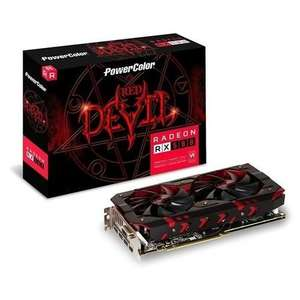 PowerColor Red Devil Radeon RX 580 8GB GDDR5 Graphics Card - £244.92 @ Laptops Direct