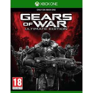 Gears Of War Ultimate Edition Xbox One Game £4.99 @ 365 Games