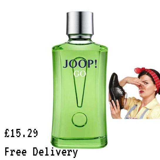 Joop! Go 100ML EDT £15.29 @ The Perfume Shop Delivered