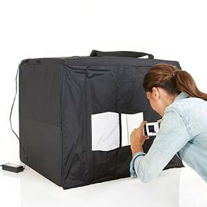 Amazon portable photo studio - large £62.99 from £104.99 PRIME DAY ONLY - £62.99