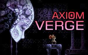 Axiom Verge (PC) for £7.49 @ Humblebundle