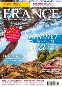 3 France Magazines for £3 @ Subscription Save