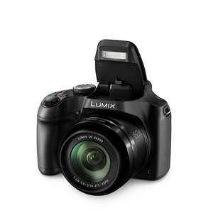 Panasonic Lumix FZ82 18MP Bridge Camera with x60 Ultra Zoom & 4K Video £266.93 Delivered @ QVC (£30 Cash Back from Panasonic avaible after 35 days) (3 Easy Pays of £86.66) (£5 off if your a new customer with code FIVE4U)