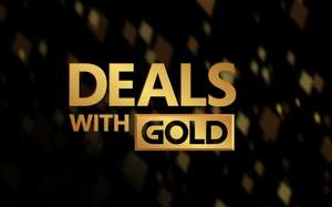 Deals with Gold 17th July @ Xbox Live Store