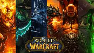 "Warcraft ""base game"" (levels 1-110) now included in sub.  £9.99 per month at Battle.net"