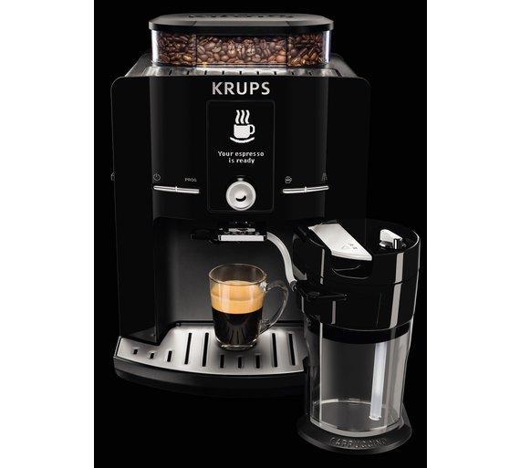 Krups Espresseria EA8298 Bean to Cup Coffee Machine £274.99 (was £649.99) Pre order @ Argos