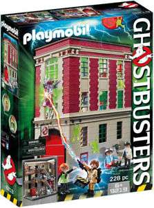 Playmobil 9219 Ghostbusters Fire Headquarters - £31.99 - eBay/TheBiggestToyStore