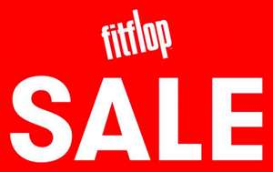 Upto 70% off sale plus another 15% with code - eg Iqushion egonomic flip flops were £24 then £16.80 now £14.28 more in op @ Fitflop