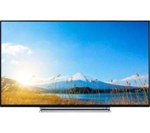 "Toshiba 50U6863DB  50"" LED 4k TV £349 @ Currys / Ebay"