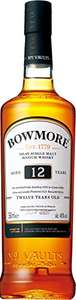 Bowmore 12 yo Scotch Whisky 70cl - £25.90 @ Amazon